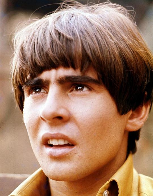 Davy Jones v dobách největší slávy skupiny The Monkees.