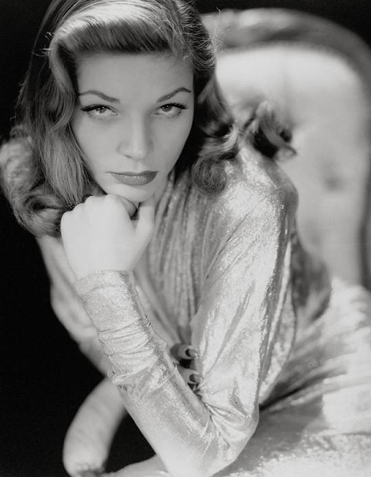 Lauren Bacall v roce 1946.