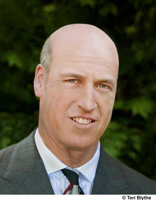 Princ William jako šedesátník?