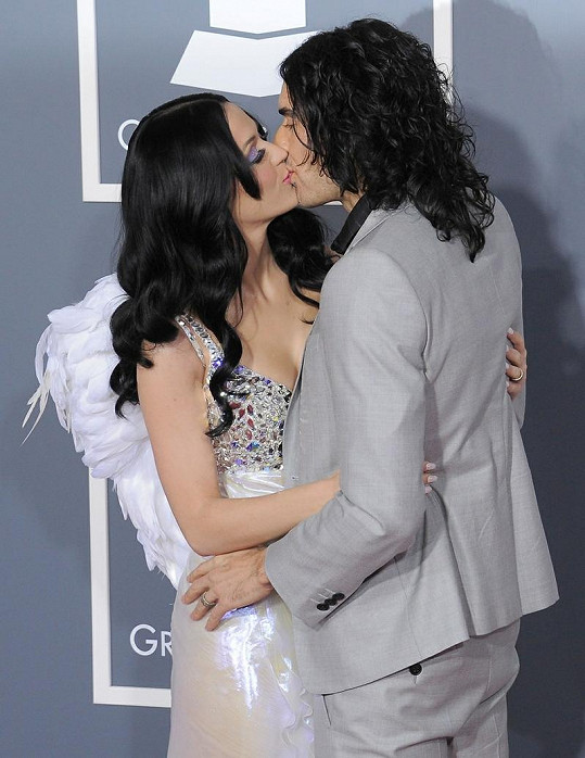Russell Brand a Katy Perry požádali o rozvod.