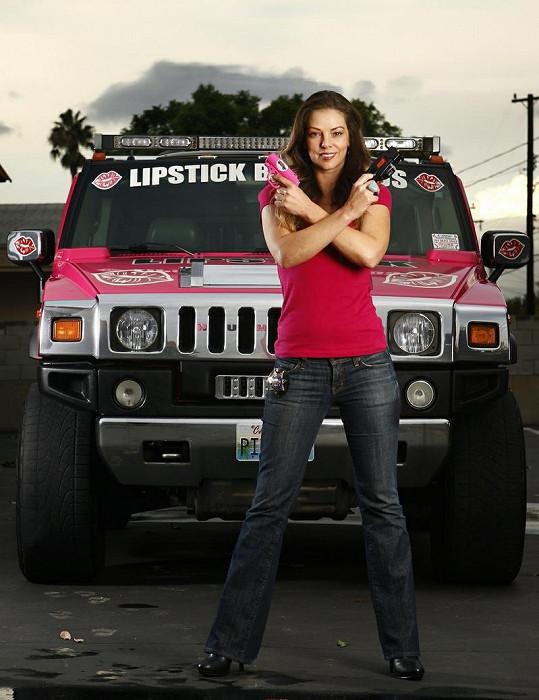 Nejpohlednějším článkem týmu je Heather Price.