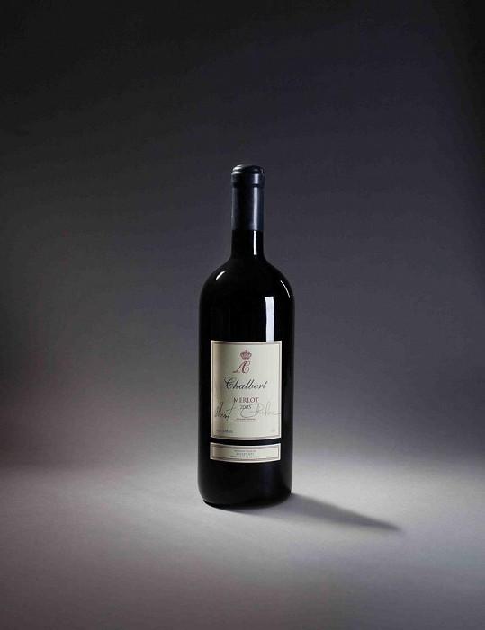 Víno Chalbert bylo speciálně připraveno pro svatební večeři monackého knížete Alberta II. a jeho ženy Charlene, která se konala v červenci 2011 v Monaku. Název této limitované řady vznikl průnikem jmen novomanželů- Charlene a Albert. Víno pochází z jižní Afriky, země, kde se na narodila nevěsta.