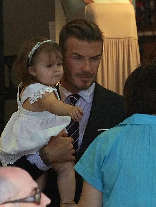 Beckham s Harper Seven.