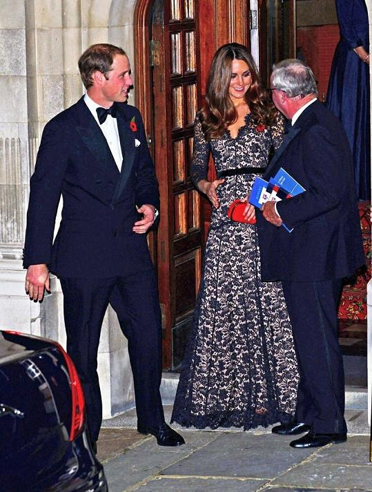 Princ William a jeho žena oslavili 600. výročí Univerzity v St. Andrews, kde se seznámili.