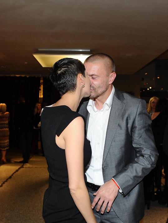 Vlaďka s Tomášem jsou pořád zamilovaní.