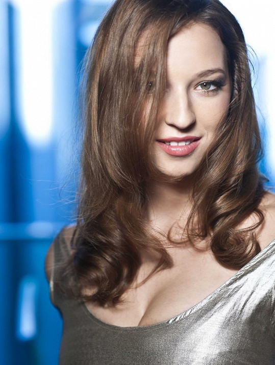 Berenika Kohoutová je sexy kost.