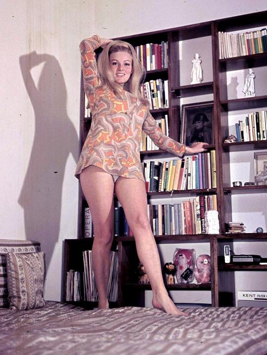 Olga Schoberová se dnes vyhýbá publicitě.