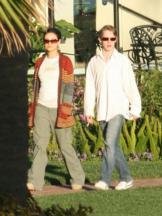 Macaulay s Milou v roce 2007.
