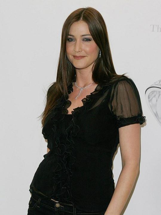 Lisa Snowdon prozradila na George Clooneyho v rádiovém rozhovoru pikantní věci.