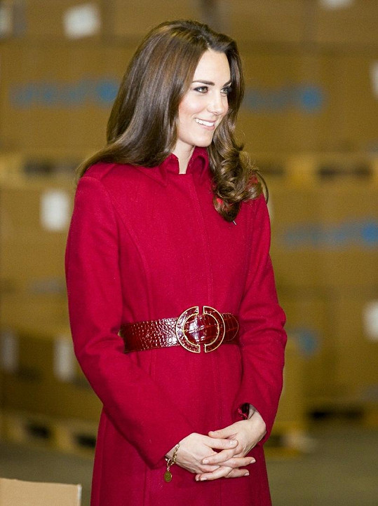 Půvabná vévodkyně Kate