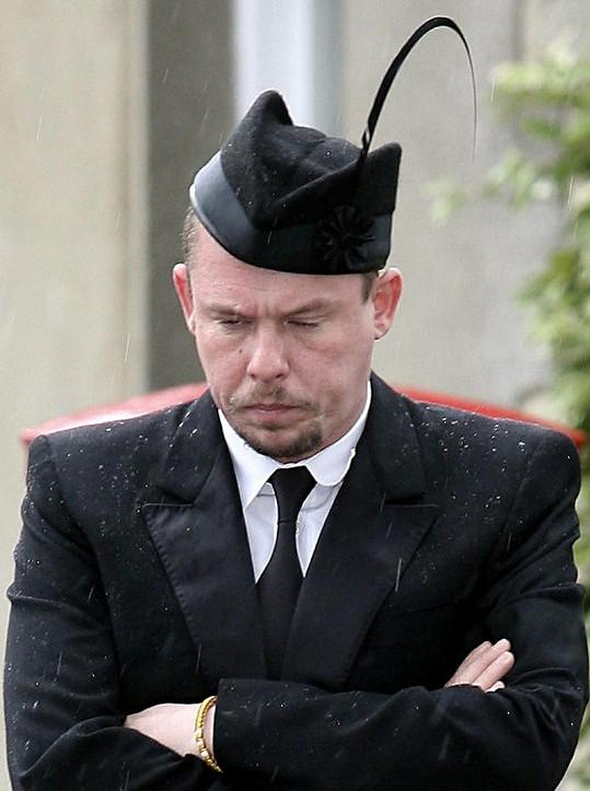 Alexander McQueen se potýkal s depresemi.