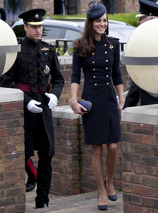 Vévoda a vévodkyně z Cambridge jsou překrásný pár.