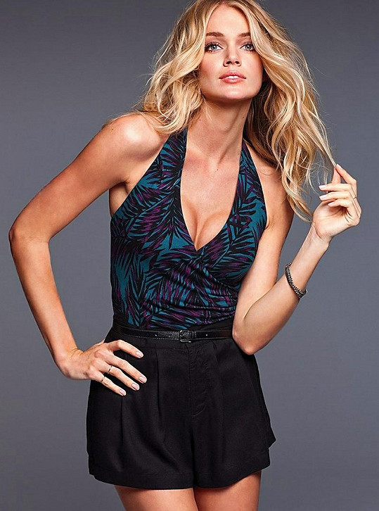 Victoria's Secret myslí také na méně odvážné nositelky.