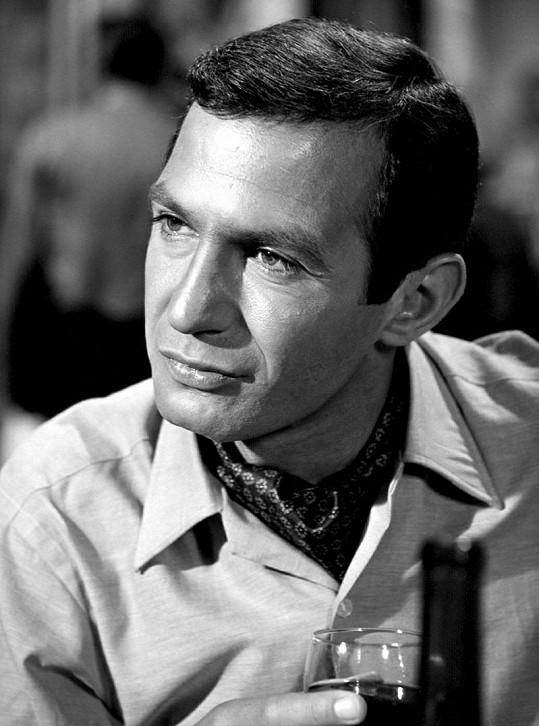 Charismatický Gazzara prožil milostnou romanci i s Audrey Hepburn.