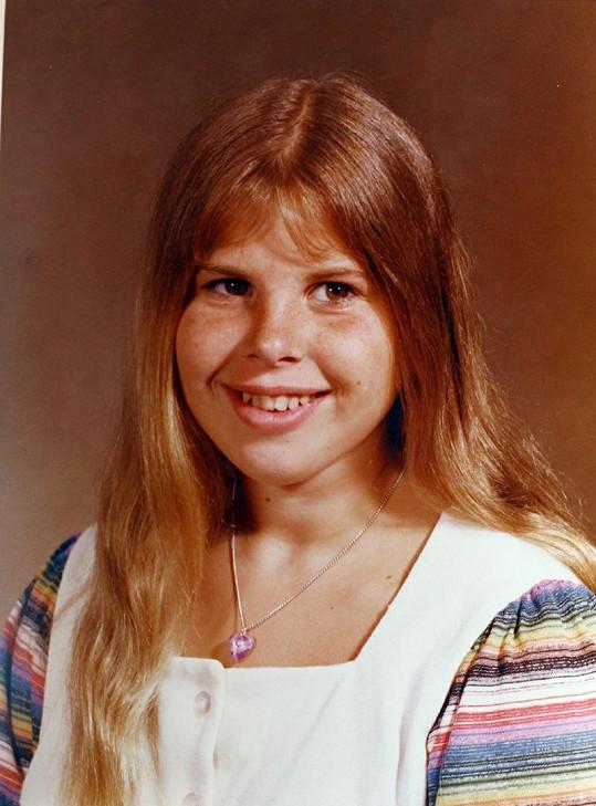 Susanne Eman v dětství.