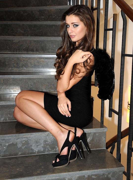 Tereza Chlebovská je neskutečně andělská.