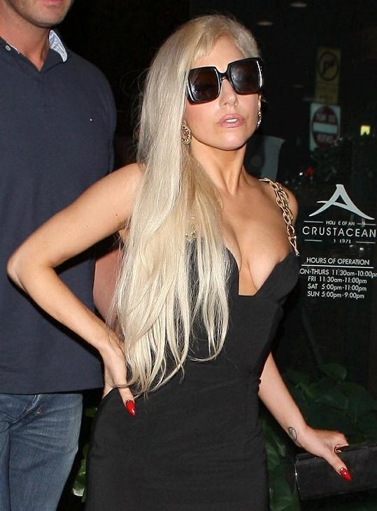 Lady Gaga tak, jak ji neznáme.