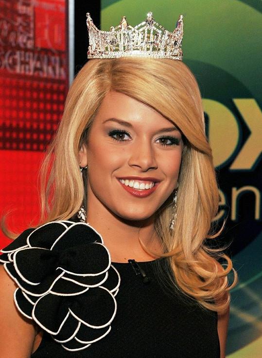 Teresa Scanlan se stala Miss America 2011.