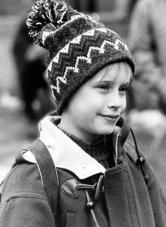 Macaulay Culkin ve filmu Sám doma 2.