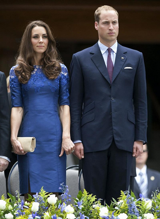 William a Kate v Quebecu.