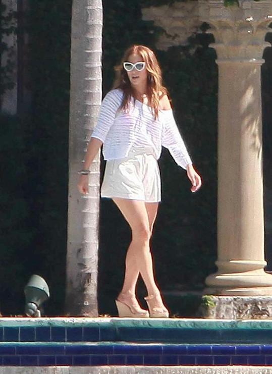 Jennifer Lopez přišla slavit narozeniny Marca Anthonyho.