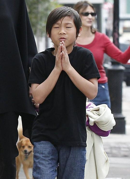 Pax se dokonce i modlil.