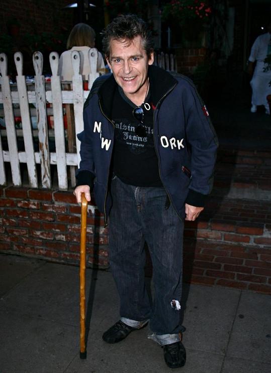 Jeff Conaway dlouho bojoval se svou závislostí.