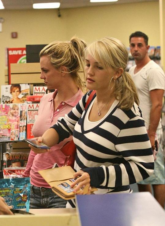 Jamie a Britney Spears.