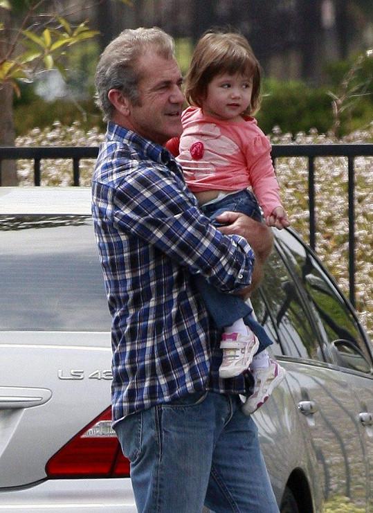 Mel Gibson očekává narození svého devátého potomka