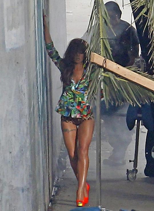 Cheryl Cole je ve skvělé formě.