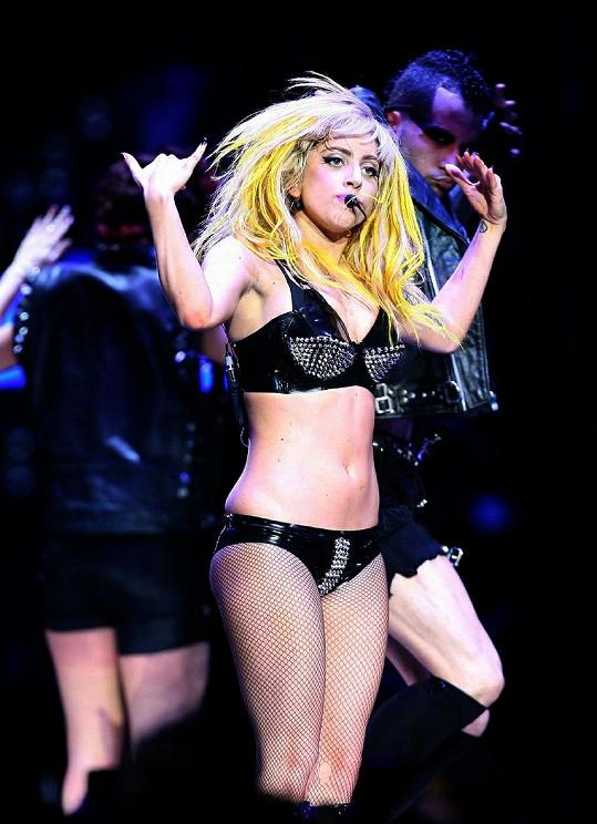 Lady Gaga chce bojovat proti šikaně.