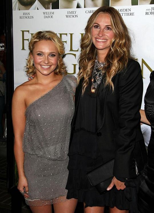 Hayden a Julia byly jako sestry.