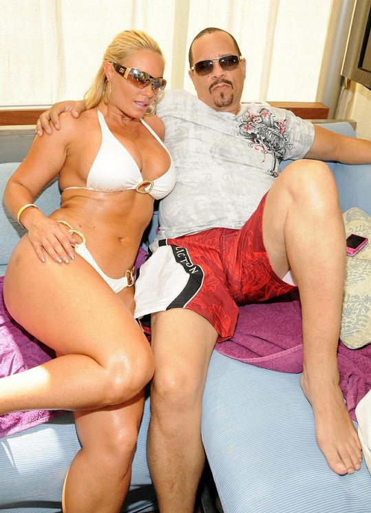 Coco a Ice-T.