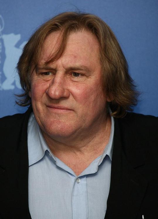 Gérard Depardieu doplatil na svůj další vzteklý výstup.