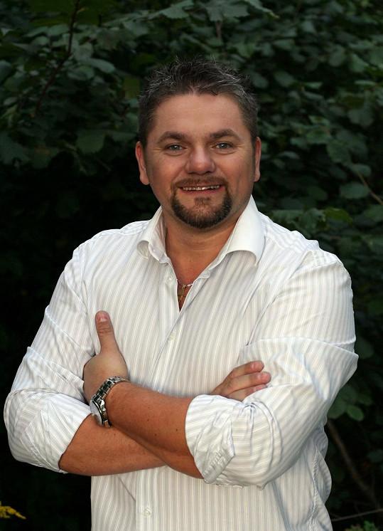 Tak vypadá dvojnásobný táta Josef Melen dnes, v roce 2012.