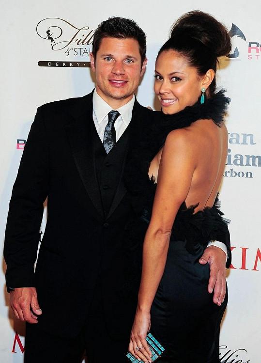 Nick Lachey a Vanessa Minnillo se stanou rodiči.