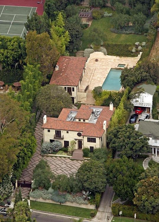 Tento dům herečky Halle Berry je nyní k dispozici případným zájemcům.