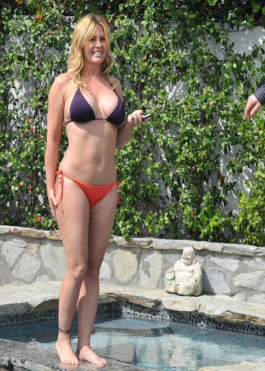 Loni v březnu byla Nicole opět ve formě.