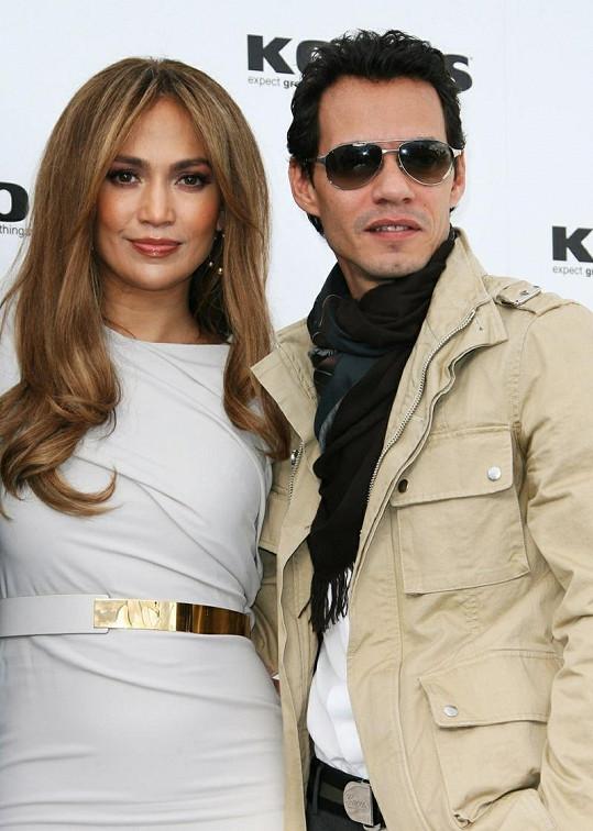Vztah Jennifer a Marca je už minulostí.