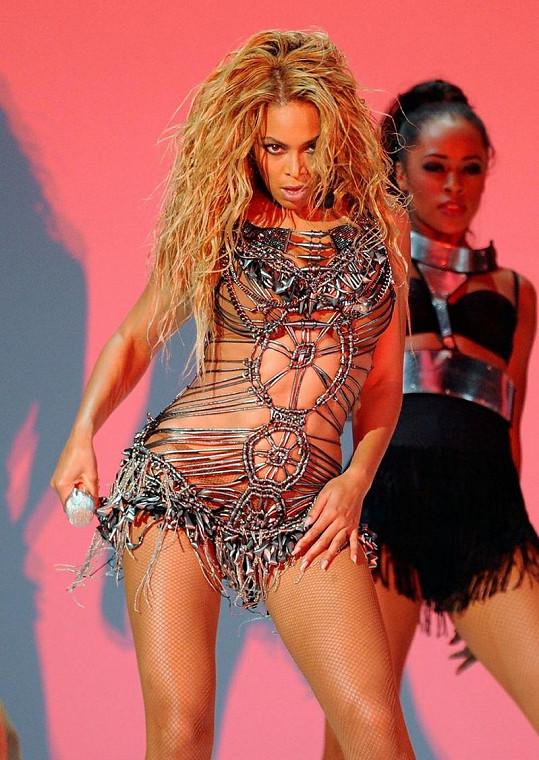 Beyoncé je jednou z nejvíce sexy zpěvaček všech dob.