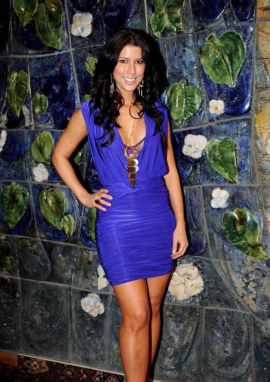 Victoria patří mezi nejkrásnější české zpěvačky.