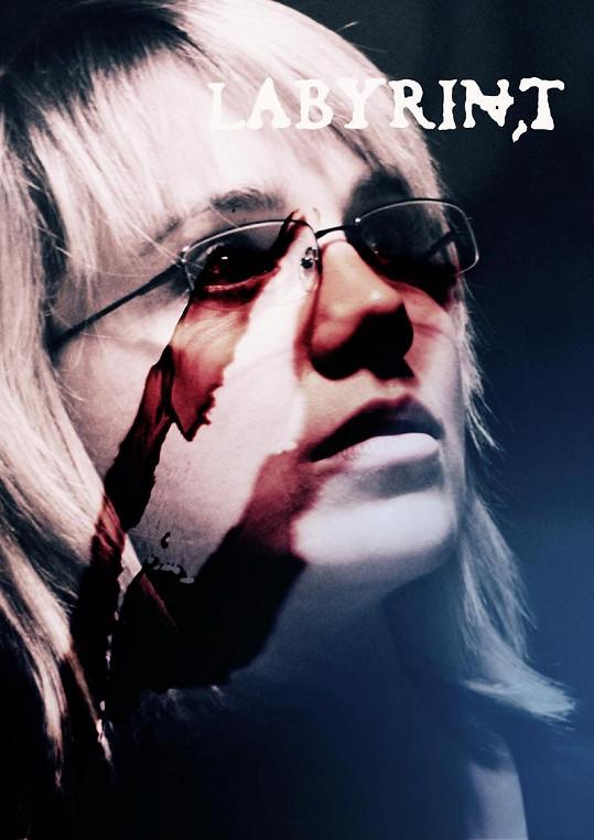 Tak měla Lucie vypadat na plakátu pro film