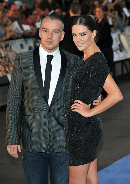 Danielle se snoubencem Jamiem O'Harou stále plánují svatbu.