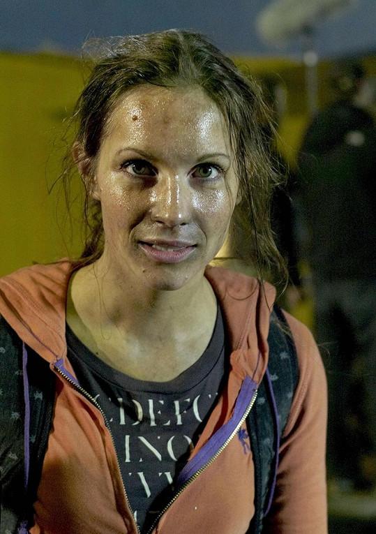 Hana Vagnerová připomíná Angelinu Jolie.