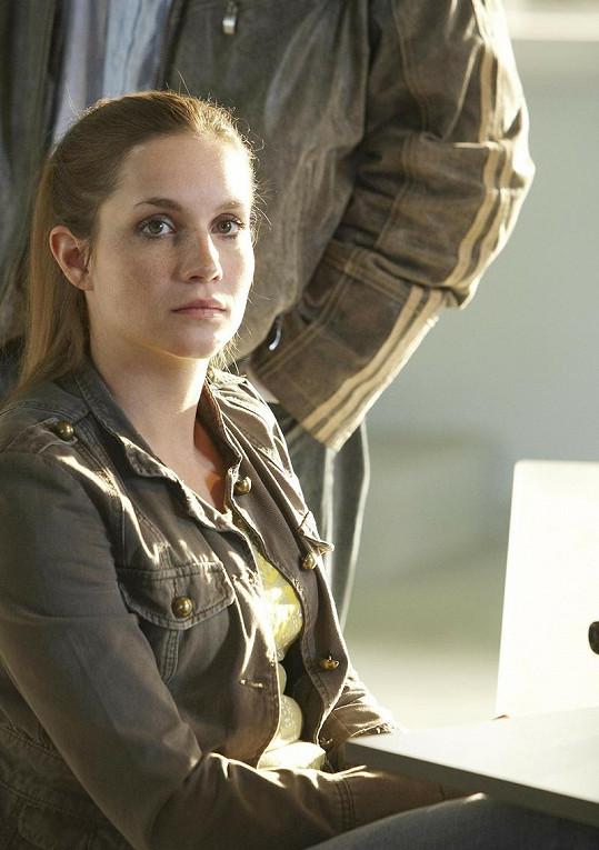 Během natáčení si sáhla na dno svých psychických i fyzických sil.