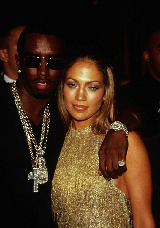 Jennifer a Sean Combs alias P. Diddy.
