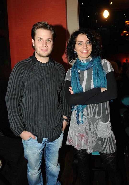 Markéta s Tomášem Savkou chodila pět let.