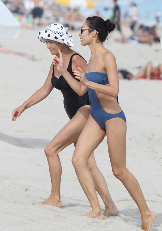 Ukrajinská herečka má perfektní tělo.