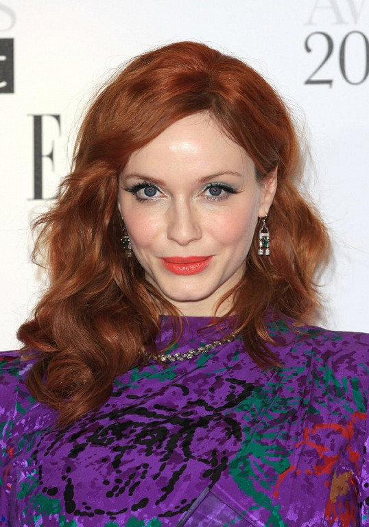 6. Christina Hendricks