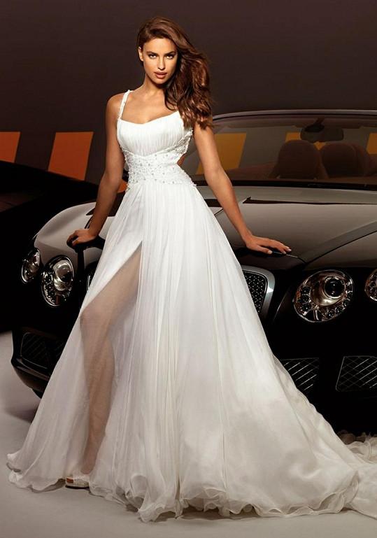 Irina a Cristiano jsou zasnoubení od února roku 2011.